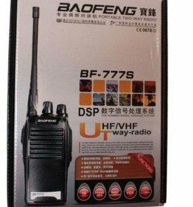 Портативная радиостанция Baofeng BF-777S радиус 6