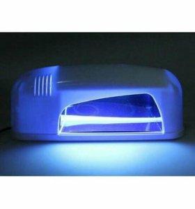 УФ лампа для ногтей мощностью 9 Вт Simei SM-906