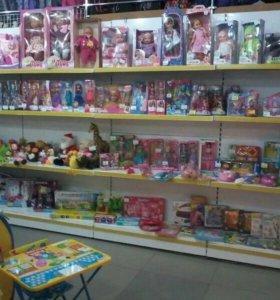 Отдел игрушек и детских товаров