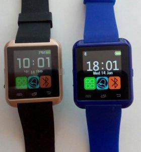 Смарт-часы разноцветные
