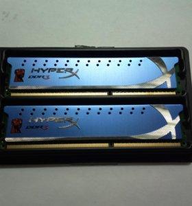 Оперативная память DDR3 2*2GB 1800MHz