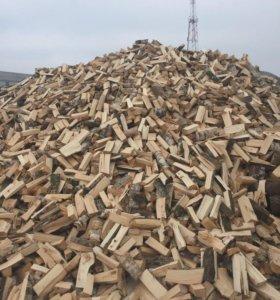 Дрова берёзовые,сухие и дрова камерной сушки