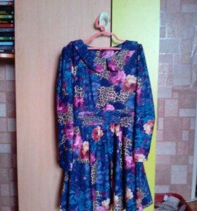Платье на 9-10лет