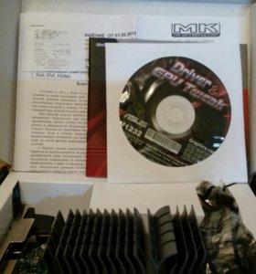 Видеокарта GeForce GT 730.