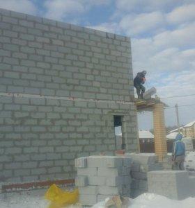 строим катедж