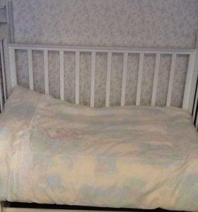 """Кроватка детская """"Можга"""""""