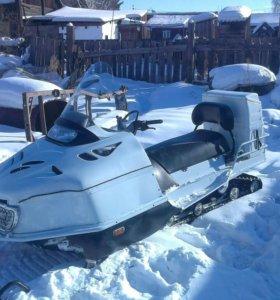Снегоход Links двигатель Honda fit