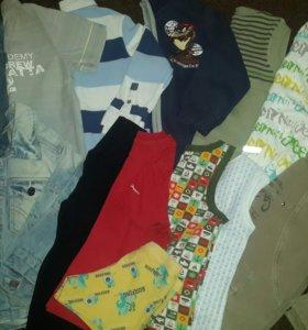Детская одежда р.98-104