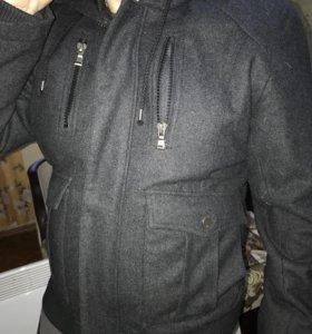 Мужское  пальто Sela