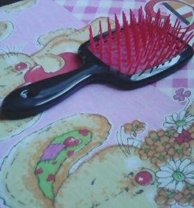 Расчёска для мокрых волос.