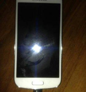 Телефон гелекси мини s4