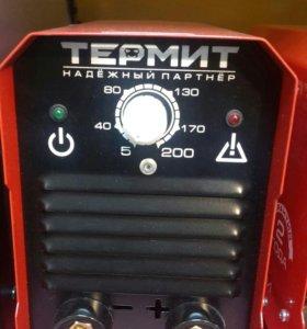 Сварочный инвертор ТЕРМИТ ВДИ-200 МИНИ