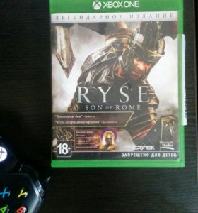 Ryse Son of Rome для xbox ONE