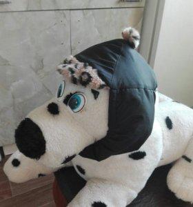 Шапочки на собаку