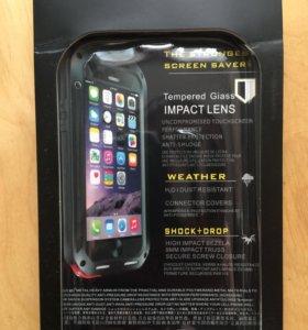 Защитный противоударный чехол для Айфон 6+
