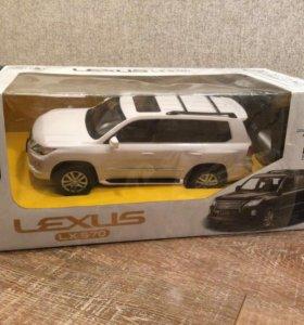 Lexus 1:16 новая