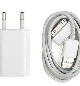 Кабели, адаптеры на все iPhone 4,4s,5,5s,5c,6,iPod