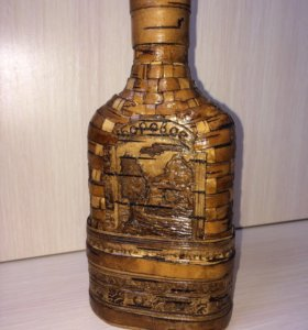 Бутылка под крепкие напитки