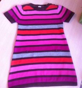 Платье р-р 110см