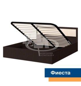 Кровать Фиеста с подъёмным механизмом МФ Миф