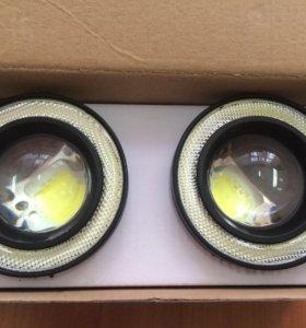 LED противотуманные фары