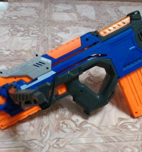 Бластер NERF Elite Crossbolt
