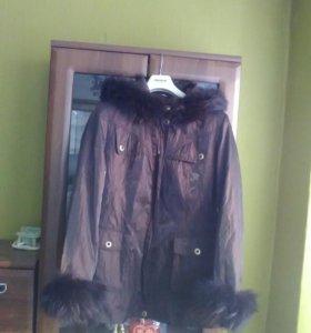 Новая куртка (подклад кролик)