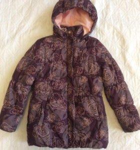 Куртка весна- осень для девочки рост 146
