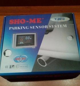 Датчики парковки Sho-Me