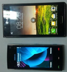 2 смартфона