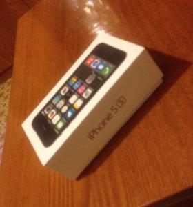Коробка Phone 5s