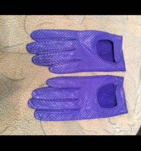 Перчатки новые!