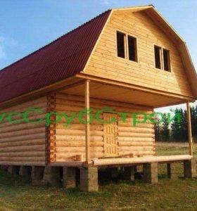 Тёплый дом 4х5 м