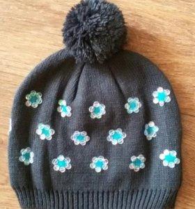 шапка incity новая