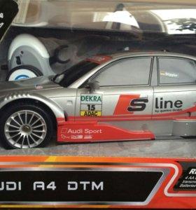 Радиоуправляемая машина Audi a4