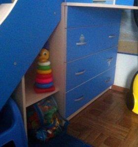 Продам детскии комплекс Морячок