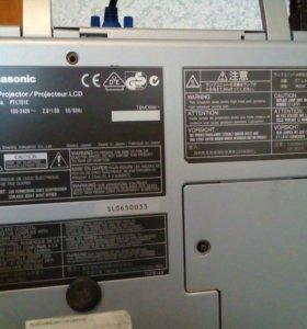 Проектор Panasonic PT-L701E
