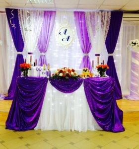 Обучение свадебному декору
