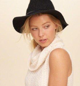 Шляпа новая бренд Hollister