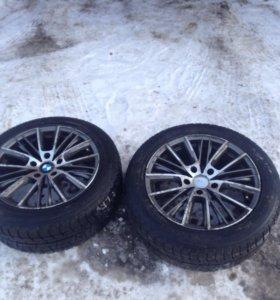 2 колеса от BMW X1