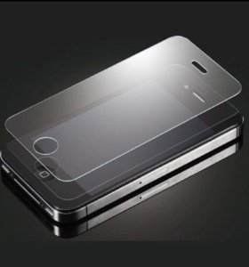 Стекла на iPhone 5, 5s отличного качества