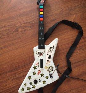 Геймпад гитара