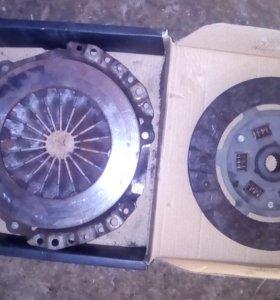 Корзина и диск на ваз2110