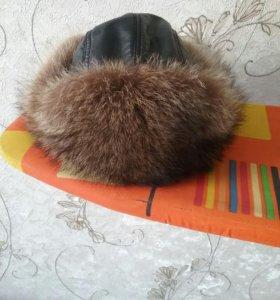 Зимняя шампка.