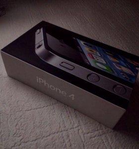 IPhone 4 (в подарок идет 6 чехлов)