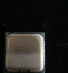 Процессор Intel Celeron D Processor 347