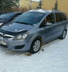 Opel Zafira 2008 г.в. мкпп