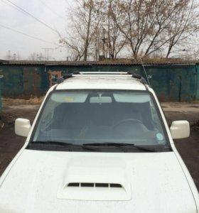 Багажник на крышу Suzuki JIMNY