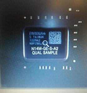 N14M-GE-S-A2 видеочип GT750M