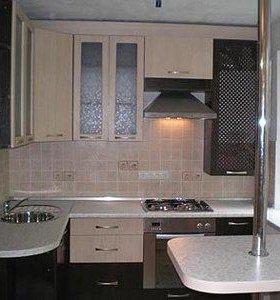 Кухня ПВ 1